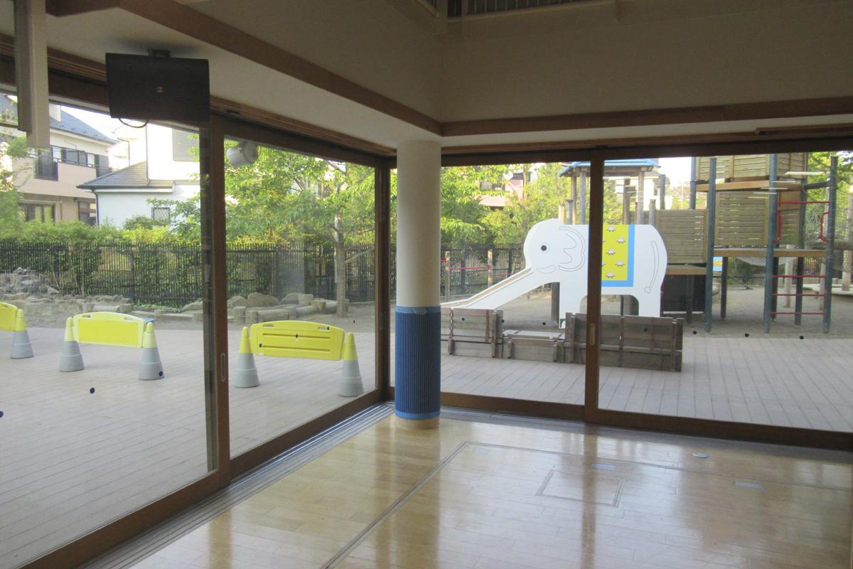 広間(1階)