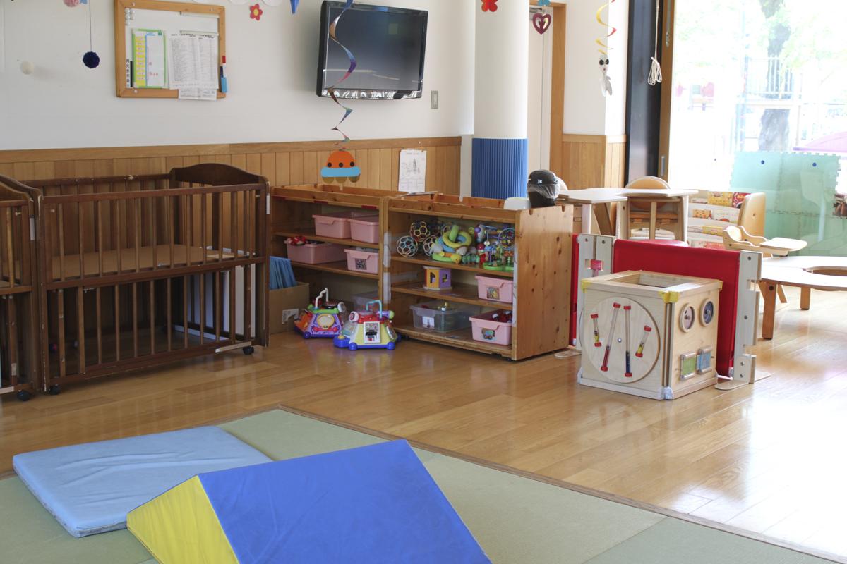 0歳児室(1階)純組