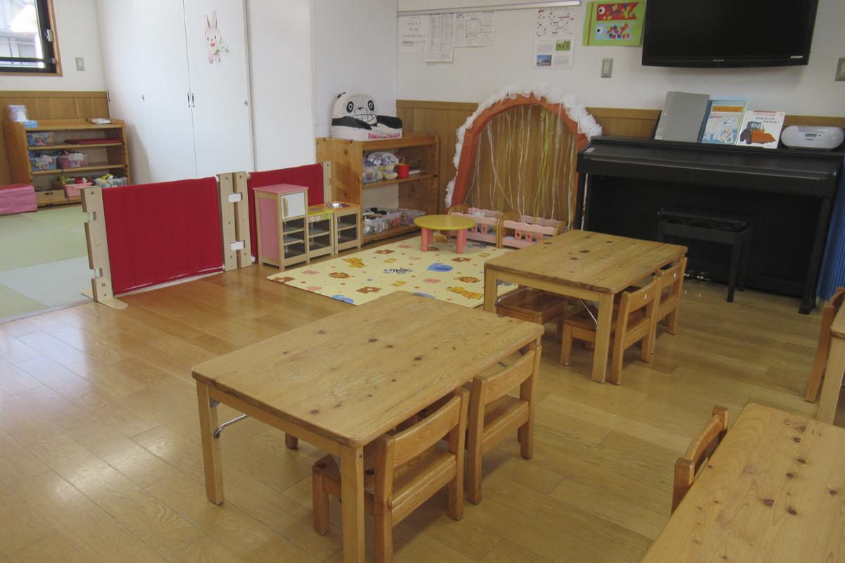 2歳児室(2階)心組